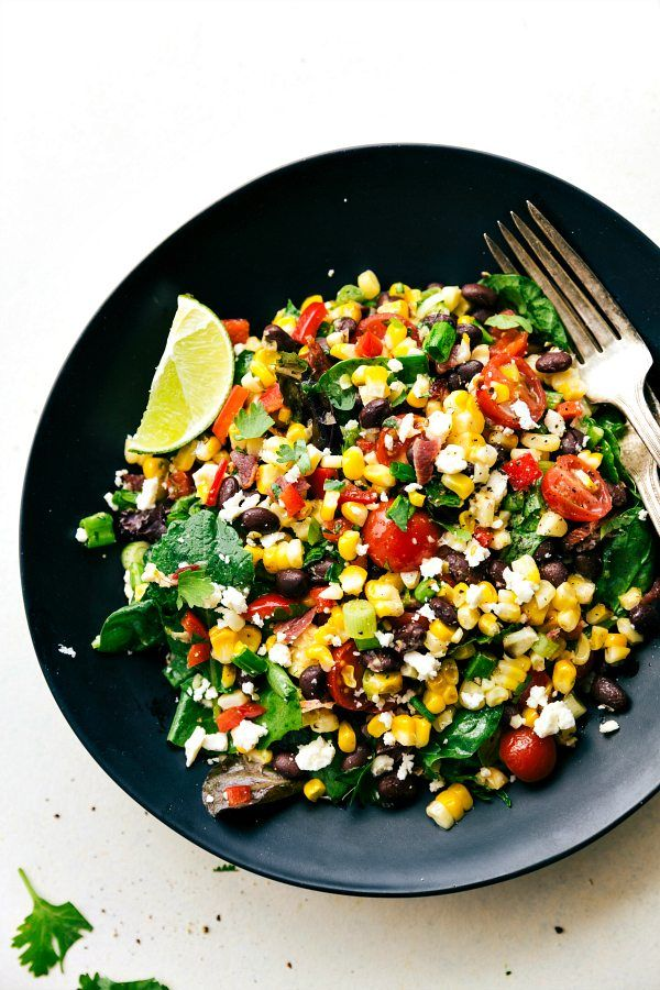 Sponsored post written by me on behalf of Tyson Foods, Inc. The opinions and text are all mine. A simple grilled bacon and corn salad with lots of veggies, herbs, and feta cheese. Plus a video tutorial to show you how to cook bacon on the grill! If you're gearing up for Labor Day or...