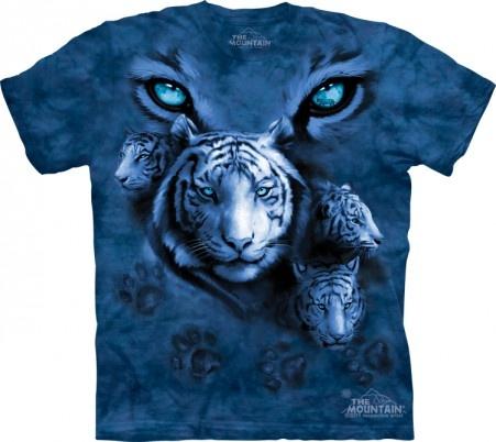 White Tiger Eyes