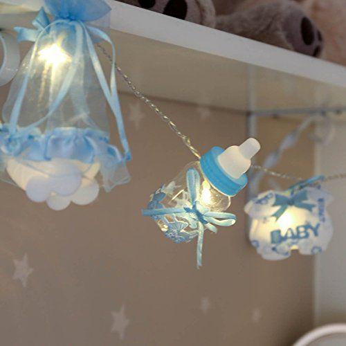 Blaue Baby Fläschchen Lichterkette, batteriebetrieben, 10... https://www.amazon.de/dp/B01FK6SBKY/ref=cm_sw_r_pi_dp_x_8X8wyb1SY76M1