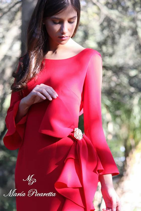 45 best María Picaretta images on Pinterest | Elegant dresses, Party ...