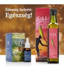 GAL Gyermek ImmunErő (GAL K2+D3 Forte 20ml, GAL Ω3 Halolaj 250ml)