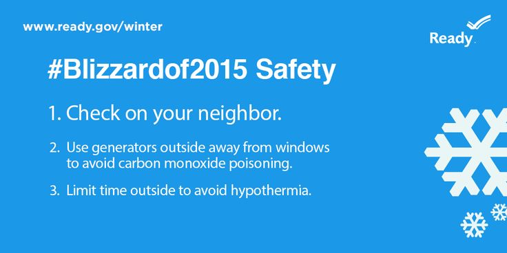 Readygov on Twitter | Winter safety, Safety 1st, Stay safe