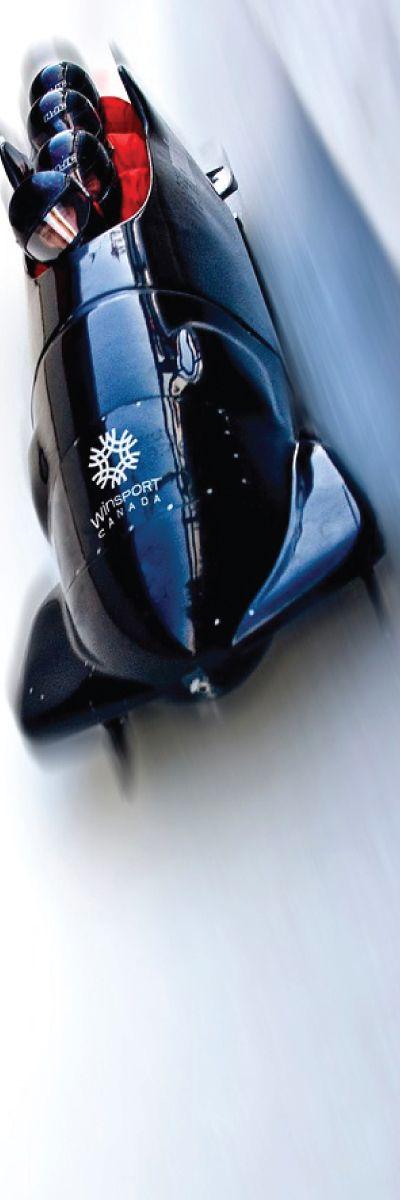 Kjenner du en tøffing? Gi bort en ekte olympisk opplevelse! Taxiboben kan få en fart på opptil 120 km/t sammen med et 5 G trykk og en Autorisert pilot fører boben.