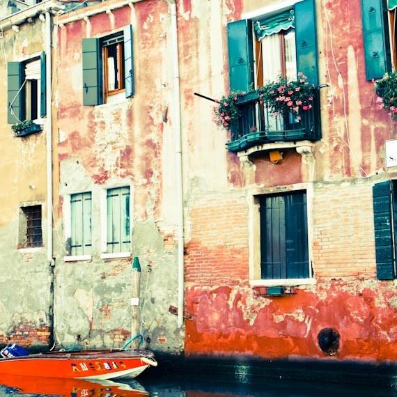 Venice; Photography by Jolita, Etsy