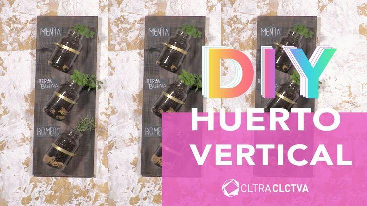 Huerto vertical | CC DIY