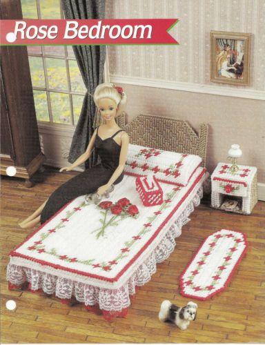 26 Best Images About Barbie Plastic Canvas On Pinterest