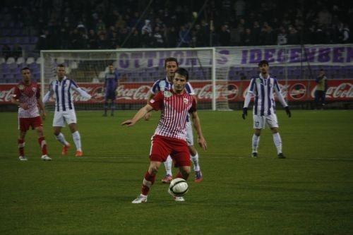 Rudolf Gergely Újpest - DVTK 1-1 (1-0)