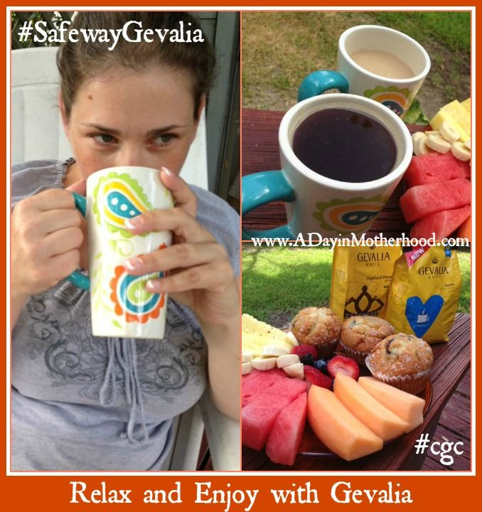 Girl Time with Gevalia Coffee at Safeway #SafewayGevalia #cgc