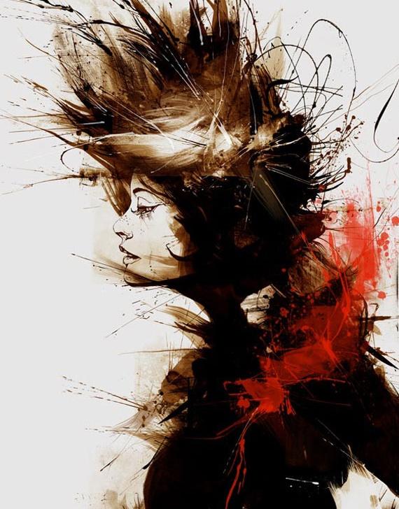 Digital Paintings by Maks Niki