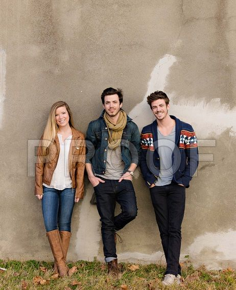 The Gustin family photographed by Melissa Bliss 12-27-13