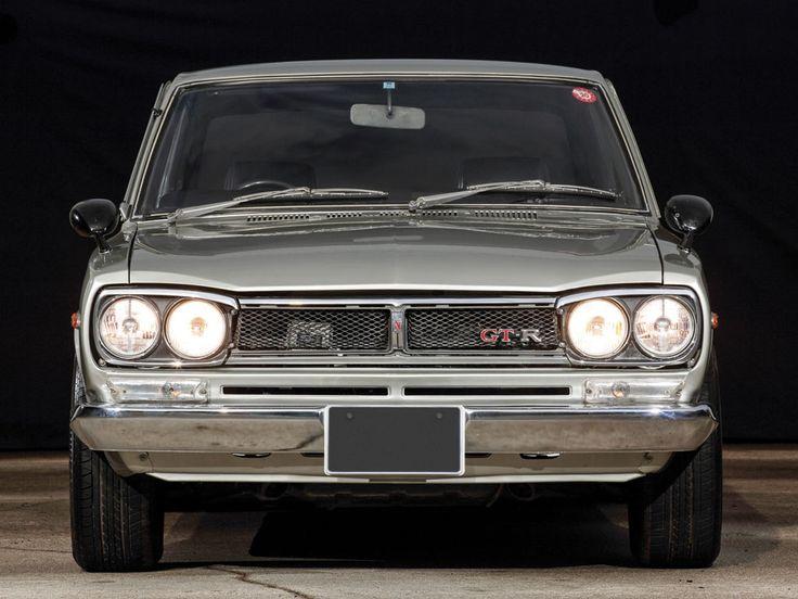 1972 Nissan Skyline H/T 2000GT-R 'Hakosuka'