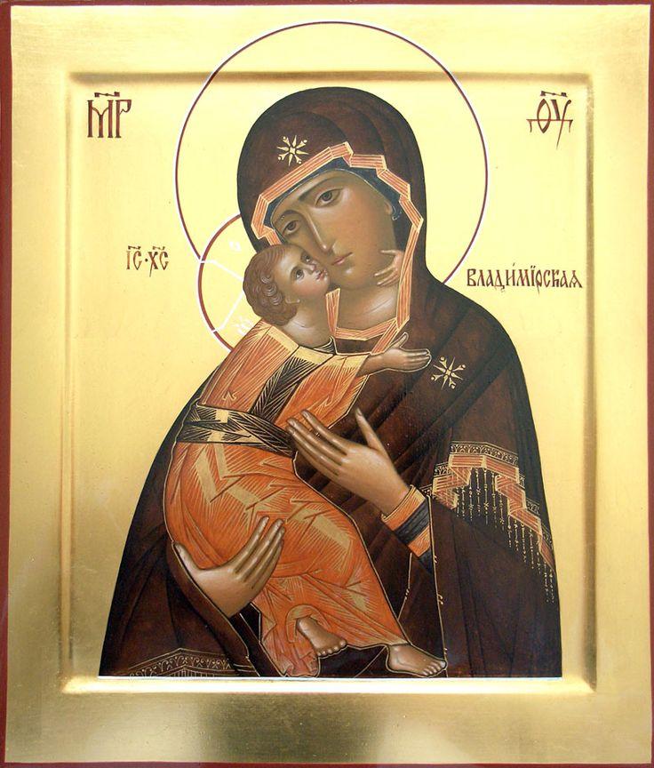 Пресвятая Богородица Владимирская