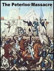 Peterloo Massacre Index