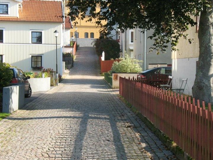 Old Town, Mariestad, Sweden