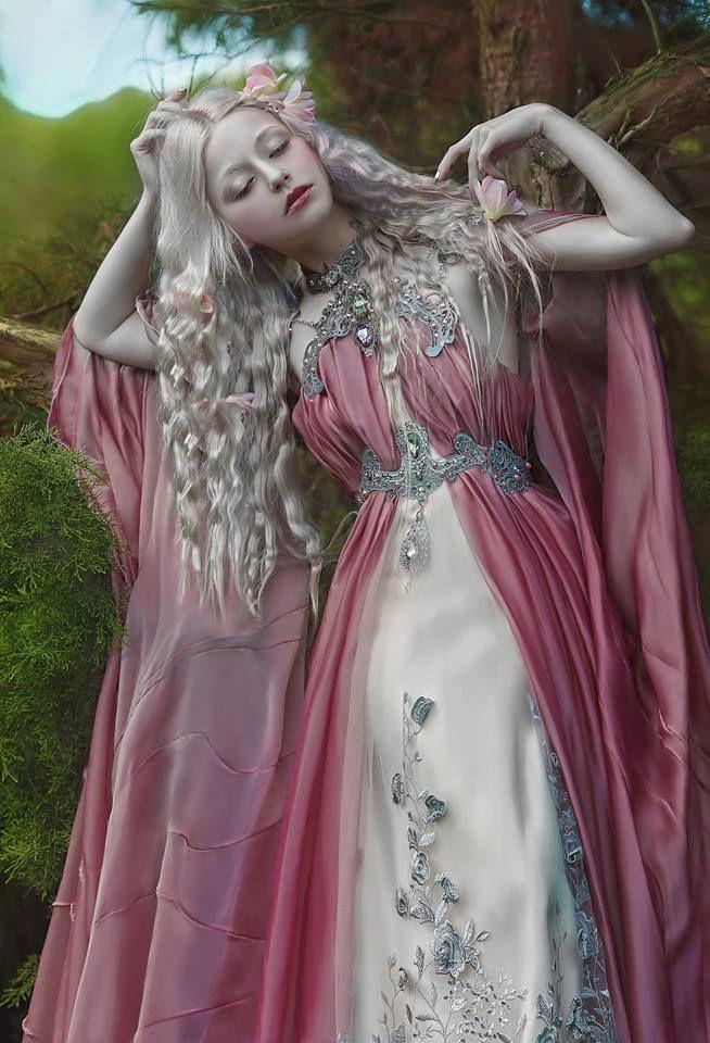 Картинки с эльфами одежда