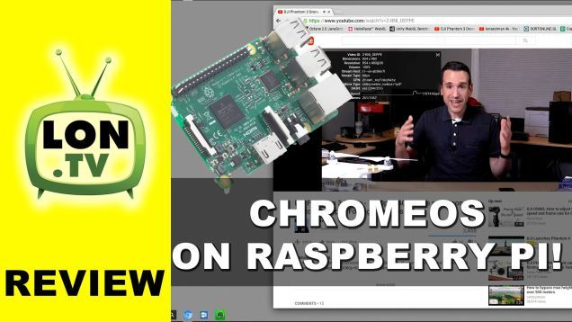 You can already install Chromium onto just about any computer out there, but that doesn't include single board computers, like the Raspberry Pi or C.H.I.P. While it's still early in development, Chromium OS for All SBC seeks to fix that oversight.