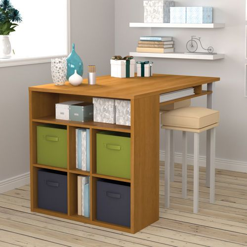 This May Be An Easy Craft Room Table. Maybe Too Together.