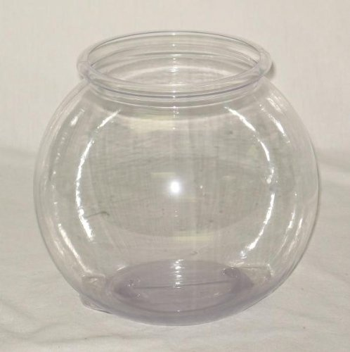 Pin by maki 4im on pet supplies pinterest for Plastic fish bowl