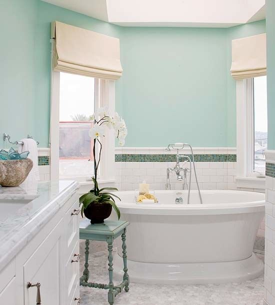 Which Benjamin Moore Paints Go Best With White Subway Tiles