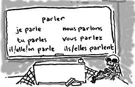 Tex's French Grammar