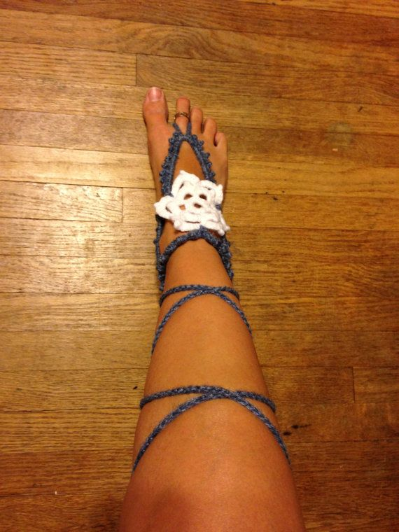 Barefoot Sandals by FashionBombSales on Etsy, $7.00