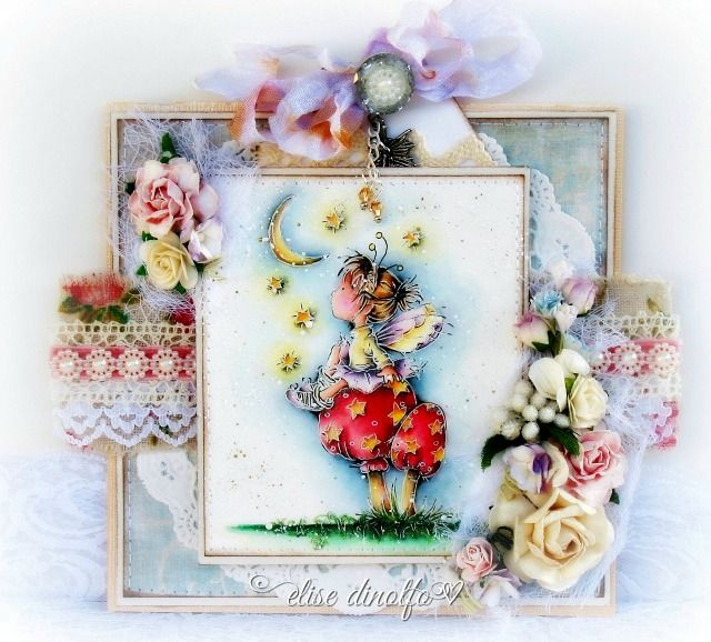 LOTV card by Elise Dinolfo