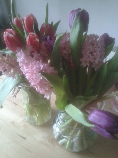 My mother's day flowers