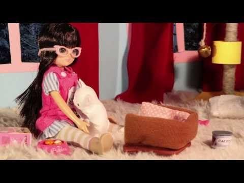 Lalka Lottie - Opiekunka Zwierząt - cena: 80.00zł - Lalki / Lalki i akcesoria / Zabawki według aktywności / ZABAWKI DLA STARSZAKÓW :: Tublu.pl - zabawki, artykuły i akcesoria dla dzieci i niemowląt #tublu #tublu_pl #toy #forkids #zabawka #dla #dzieci #edukacjna #lottie #doll #opiekunka #zwierząt #