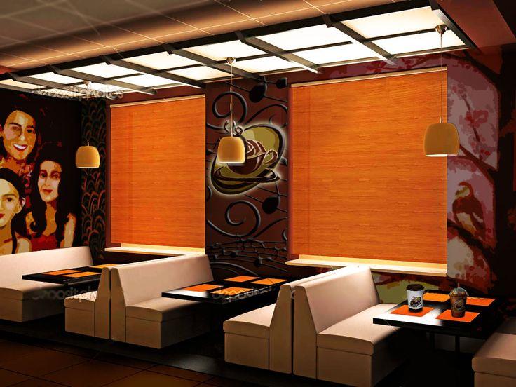 Innenarchitektur skizze cafe  Die 8 besten Bilder zu Sketch Up Rendering (Interior Designing ...