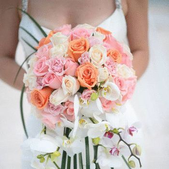 Bridal bouquets by love memories- bride, destination wedding, flowers