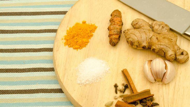 Une recette de marinade tikka présentée sur recettes.zeste.tv
