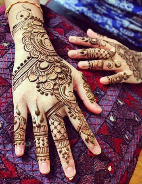 15 Best & Latest Hena Tattoo & Mehndi Designs & Ideas For Hands ...