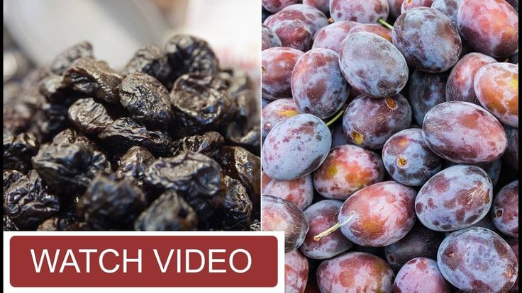 http://homeyog.com/ 7 Amazing Health Benefits of PRUNES. Prunes or dried plums are rich in nutrients vitamins fiber anti-oxidants and minerals.  Soak 3-5 prunes overnight in a cup of water and eat them in the morning along with the water. There are many health benefits of prunes. In this video Ill show you some which you might not have heard of.  1. Control Hypertension. According to a study regular consumption of prunes leads to control and reduction of hypertension. http://ift.tt/2fvVxAV…