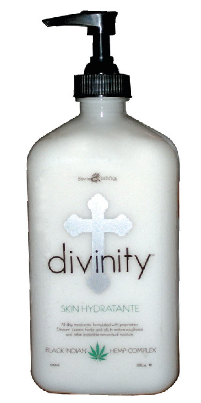Move over competition!  Divinity is a more PC approach to moisturizer!  and you'll pay half the price!  www.punkytanclique.com