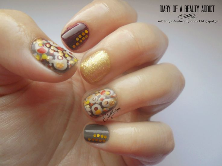 Simply Nails ▎❝Fall Mix