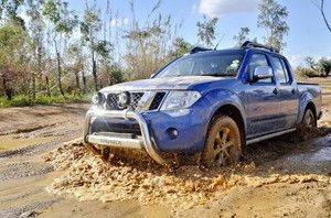 Nissan Navara takes on new Safari