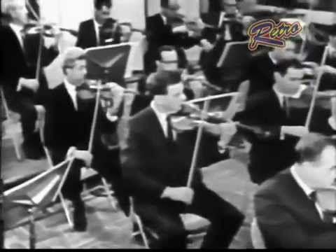 Percy Faith & His Orchestra - A summer place theme (retro video & audio edited) HQ - YouTube