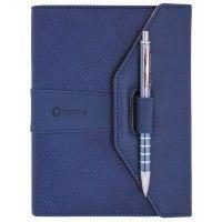 Органайзер со сменным блоком 135*185 OPTIMA Cabinet с ручкой, синий O27127