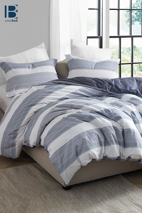 Essential XL Queen or XL King Duvet Cover for Extra Large