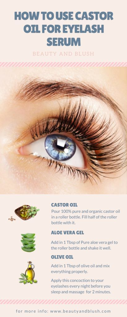 The BEST Homemade (and FRUGAL!) Eye Makeup RemoverBEAUTY DIY: EYELASH GROWTH SERUM USING CASTOR OIL AND ALOE VERA Dense and long eyelashes make your eyes appear wide and appealing but not all are blessed with healthy and full lashes. Although there are many mascara and other products that claim3 Ways to Use Castor Oil For Beauty 3 Ways To UBeauty How To Grow Long/Thicker Eyelashes  Eyebrows In a Week / How To Grow Eye Lashes Ingredients that you&At home beauty tricks Get Longer Lashes…