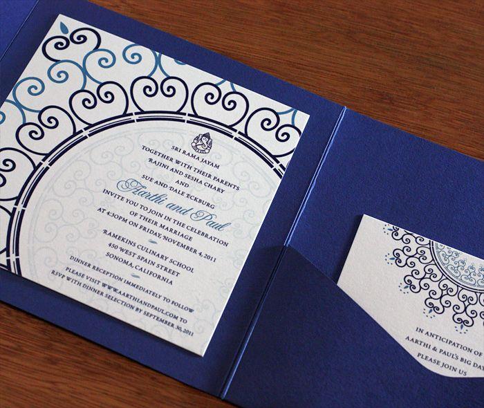 wedding invitation design south asian wedding and letterpress wedding