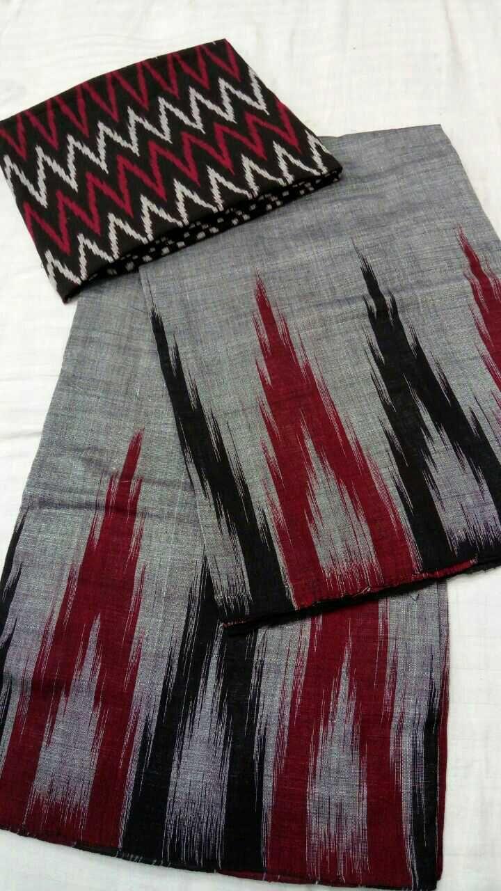2f7772c7005101 ikkat cotton sarees with blouse.   Ikkat Designs (Pochampally Ikkat ...