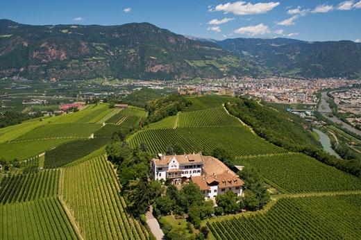 Abbey of Novacella near Bressanone, South Tyrol, Italy