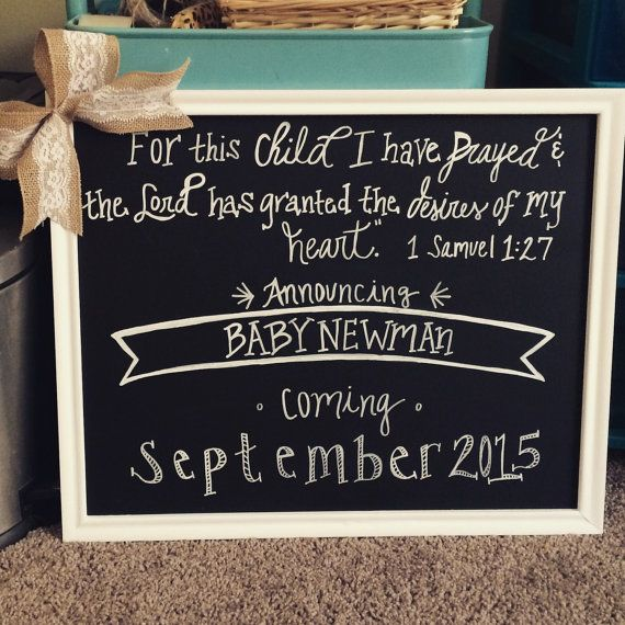 17 Best ideas about First Pregnancy Announcements – First Baby Announcements