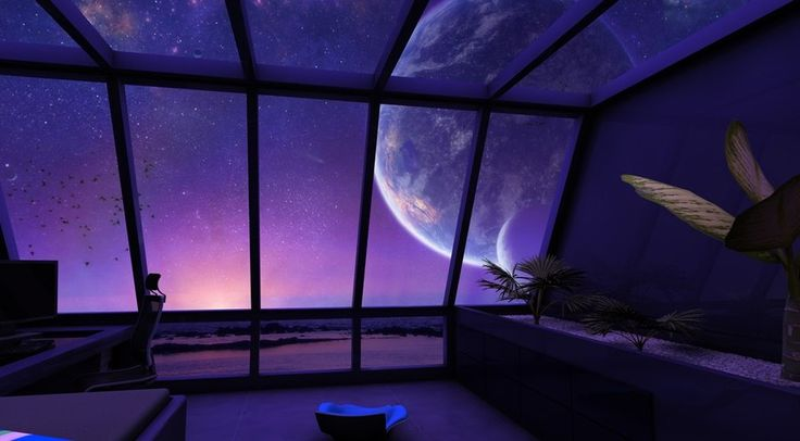 Futuristic Rooms | Futuristic Room By Aurora2109green | Projects To Try |  Pinterest | Futuristic Bedroom, Room And Modern Room