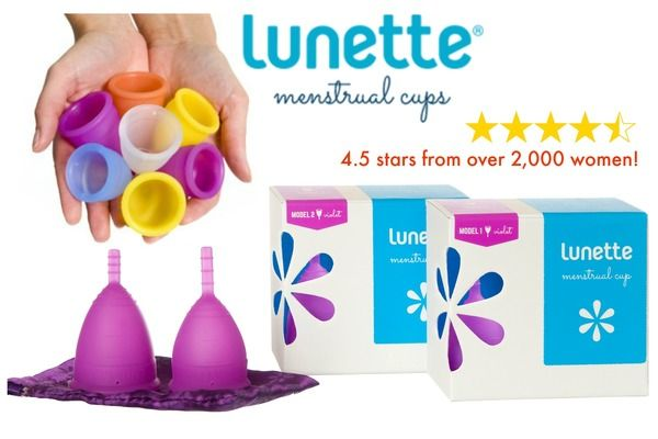 Let's talk about a great way to experience something not so great. That's right we're talking periods. Lunette is a user-friendly, safe, reusable alternative to pads and tampons. Just fold and insert like a tampon. Lunette menstrual cups collect fluids rather than absorbing them, keeping your superior interior naturally lubricated and healthy. Click here to find out more!