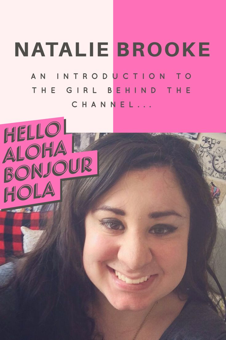 Want to learn more about me and my channel?? Check out this short video!