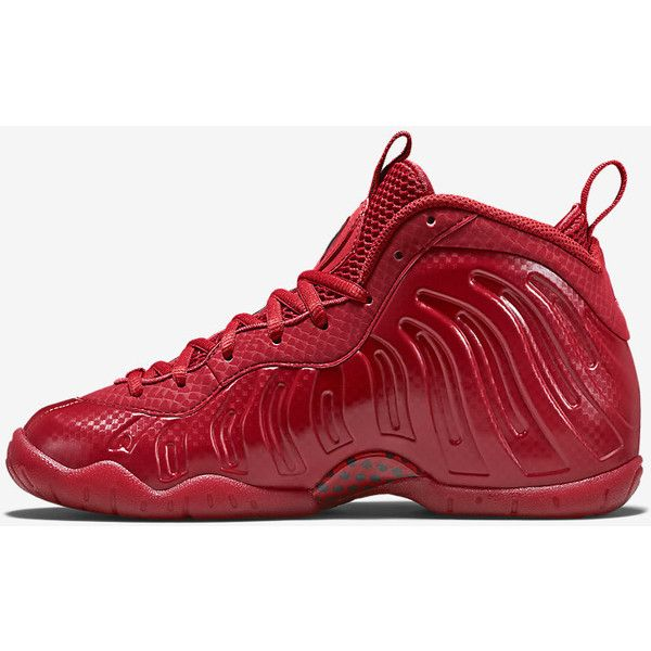 Nike Air Foamposite Pro Premium LE ($180) ❤ liked on Polyvore featuring shoes, nike shoes, nike footwear and nike