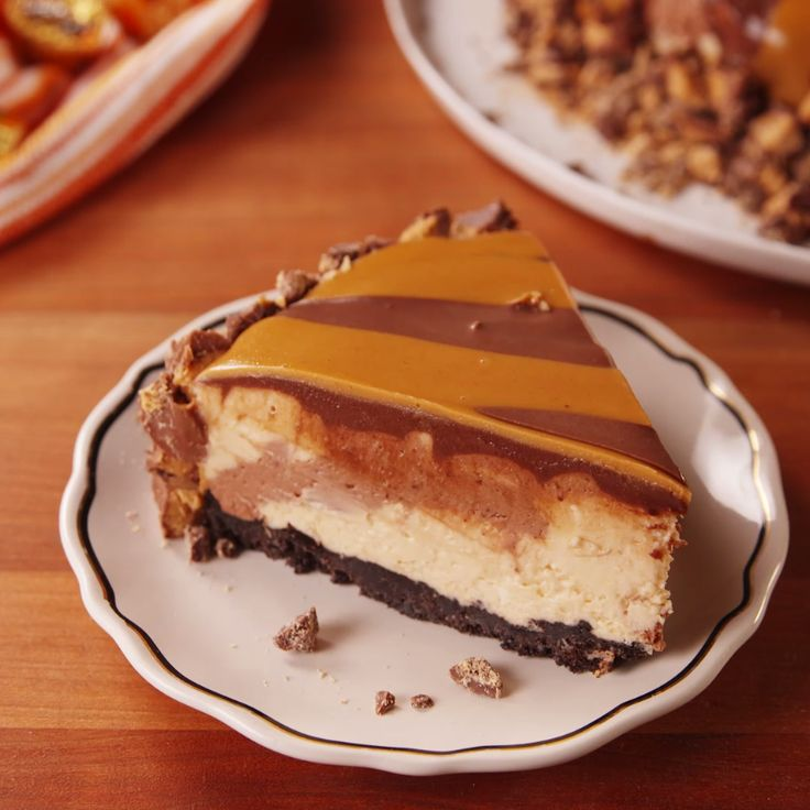 Peanut butter lovers, this is the dessert for you.