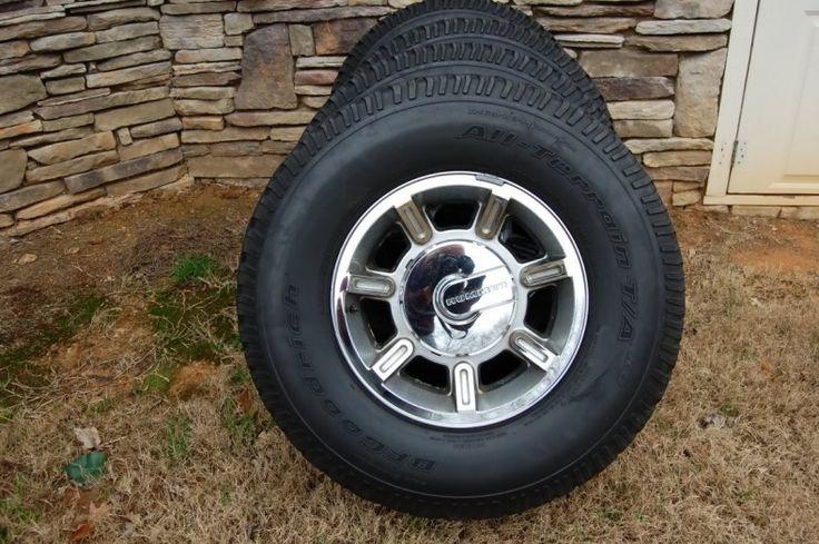 Hummer H2 Wheels For Sale